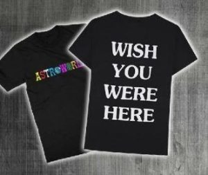 Wish You Were Here Shirt (Best Quality)